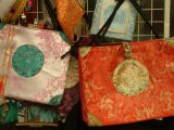 A Display of Silk Purses for Sale