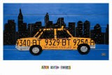 New York Taxi Cab - Aaron Foster