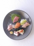Plate of Raw Fish, Japan - Aaron McCoy