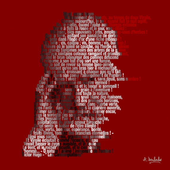 art digital - Les miserables