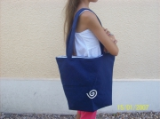 art textile mode autres sac marin noeud plage : sac noeud