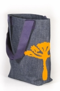 art textile mode autres tote bag arbre sac mode : Tote bag tree