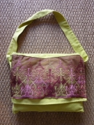 art textile mode : Sac anis