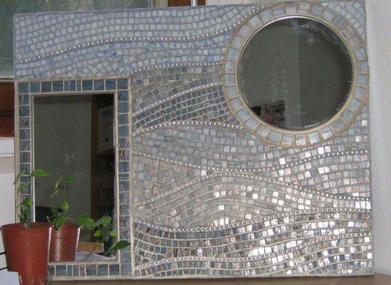 artisanat d 39 art cr ation originale pi ce unique mosa que art nouveau romantique. Black Bedroom Furniture Sets. Home Design Ideas