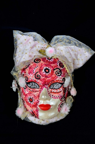 ARTISANAT D'ART  - MASQUE