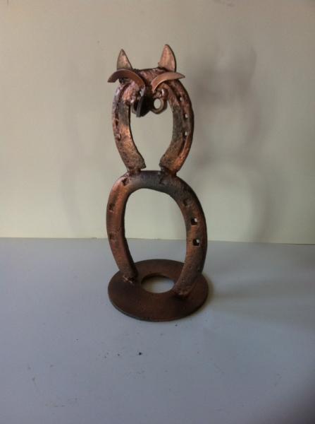 Artisanat d 39 art sculpture vieux outils pont saint esprit for L jardine pont saint esprit