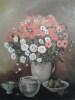 Artiste Peintre - bouquet de printemps