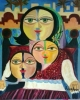 Artiste Peintre - regards de tunisie