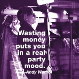 Wasting money - Billy Name