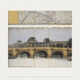 Le Pont Neuf emball�II - Christo