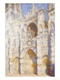 Rouen Cathedral in the Afternoon (The Gate in Full Sun), 1892-94 - Claude Monet