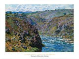 Valley Of The Creuse, 1889 - Claude Monet
