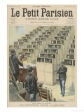 Prisoners in the Prison De Fresnesparis are Lectured on the Dangers of Alcoholism - Crespin