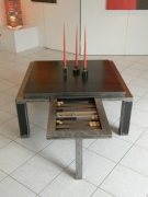 deco design autres metaldesignfer for : table basse