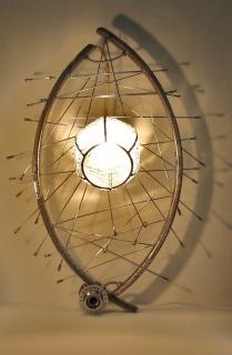 d co design lampe decoration recyclage environnment lampe dejant e. Black Bedroom Furniture Sets. Home Design Ideas