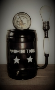deco design lampe industriel : P#prohibition