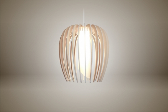 Luminaire bois suspension for Suspension bois