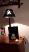deco design lampe : P#stars war