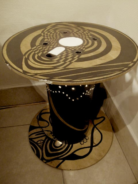 dco design touret luminaire table basse graphique touret luminaire. Black Bedroom Furniture Sets. Home Design Ideas