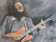 "dessin personnages : ""Chuck Berry"""