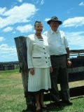 Outdoor Portrait of Mature Couple, Australia - Fabrizio Cacciatore
