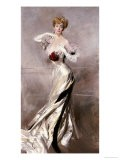 Portrait of the Countess Zichy, 1905 - Giovanni Boldini