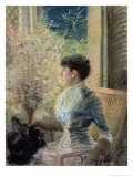 Bow Window, 1883 - Giuseppe De Nittis