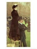 The Races at Auteuil, Paris - Giuseppe De Nittis