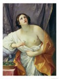 The Death Of Cleopatra - Guido Reni