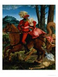 The Knight, the Young Girl and Death - Hans Baldung Grien