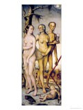 The Three Ages of Man and Death - Hans Baldung Grien