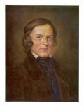 Robert Schumann German Composer - Hans Best