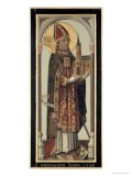 Votive Panel Depicting St. Ansgar, 1457 - Hans Bornemann