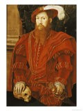 Portrait of a Gentleman of the English Court, 1546 - Hans Eworth