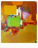 Song of the Nighingale - Hans Hofmann