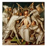 The Flagellation, from the Altarpiece for the Dominikanerkirche, 1501 - Hans Holbein the Elder