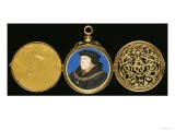 A Highly Important Miniature of Thomas Cromwell - Hans Holbein the Younger