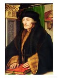 Erasmus, 1523 - Hans Holbein the Younger