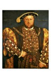 Henry VIII - Hans Holbein the Younger