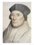 John Fisher, Bishop of Rochester - Hans Holbein the Younger