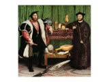 Les ambassadeurs, 1533 - Hans Holbein the Younger