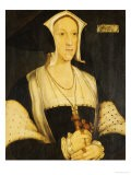 Portrait of Margaret Wotton, Marchioness of Dorset - Hans Holbein the Younger