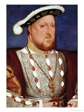 Roi Henry VIII - Hans Holbein the Younger