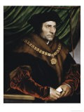 Sir Thomas More - Hans Holbein the Younger