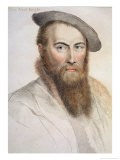 Sir Thomas Wyatt - Hans Holbein the Younger