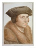 Thomas More, Lord Chancellor - Hans Holbein the Younger