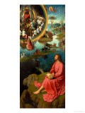 Altarpiece of St. John the Baptist and St. John the Evangelist - Hans Memling