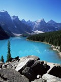 Moraine Lake, Valley of the Ten Peaks, Banff National Park, Rocky Mountains - Hans Peter Merten
