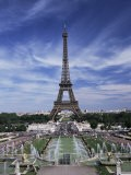 Trocadero and the Eiffel Tower, Paris, France - Hans Peter Merten