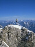 Zugspitze Peak 2963M, Highest Mountain in Germany, Bavaria, Germany - Hans Peter Merten